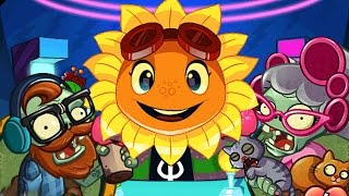 new sunflower pvp deck   plants vs zombies heroes
