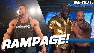 Brian Cage's Insane Rampage Creates MAYHEM! | IMPACT! Highlights Jan 18, 2019