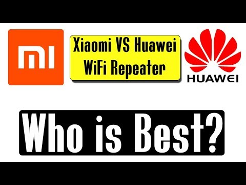 Which one is the best? Xiaomi Mi Repeater 2 VS Huawei WS331a Router + Repeater    Top 5 Differences