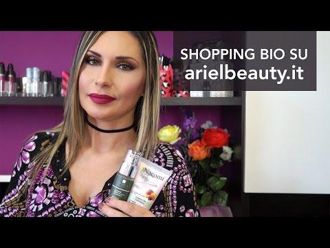 Shopping BIO su ARIELBEAUTY: Nacomi, Eterea, Kamelì, Esmeralda, Nouveau Cosmetics, Piteraq