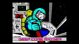 Homebrew Reviews - Deep Core Raider (ZX Spectrum)