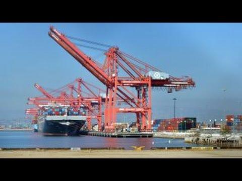 Wilbur Ross on the Hanjin Shipping Company crisis