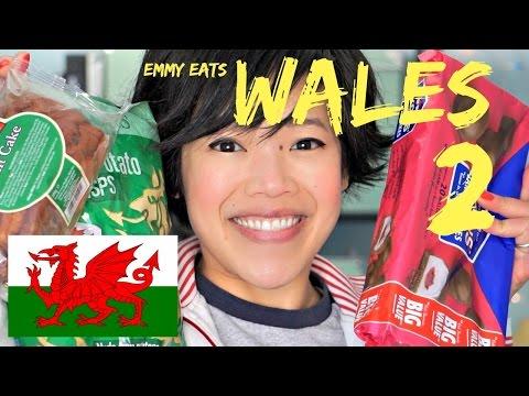 Emmy Eats Wales 2 - tasting more Welsh treats