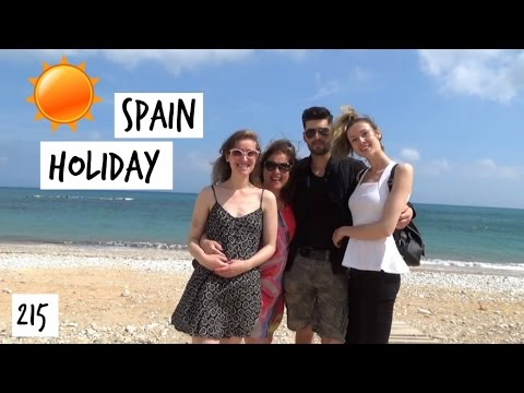 Flying To Spain With My Family | Travel Vlog 215 | HiLesley-Ann