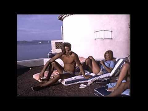 Premier extrait de mes vacances avec Dalida et Richard Saint-Germain à Saint-Tropez