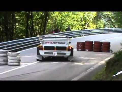 800 PS  Audi Quattro S1 Prospeed  Bergrennen  2012  UNGLAUBLICH!!!