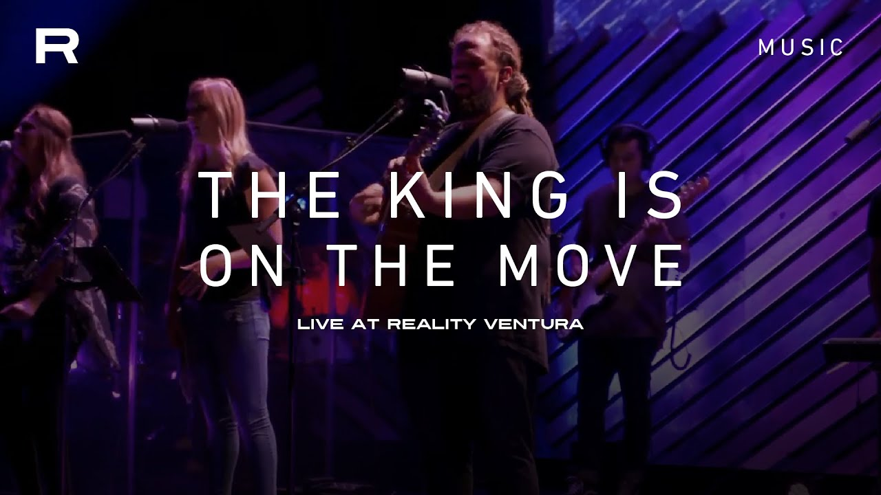 The King is on the Move | LIVE at Reality Ventura