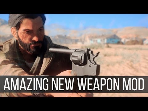 This will revolutionize Fallout 4 modding - Upcoming Mods 189