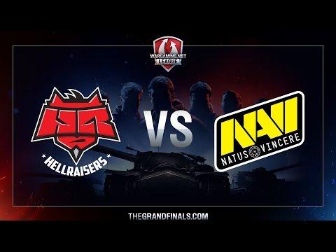 WGL GF 2016 - Grand Finals - Hellraisers vs NAVI