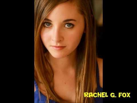 Rachel G. Fox  with Wzra Tv