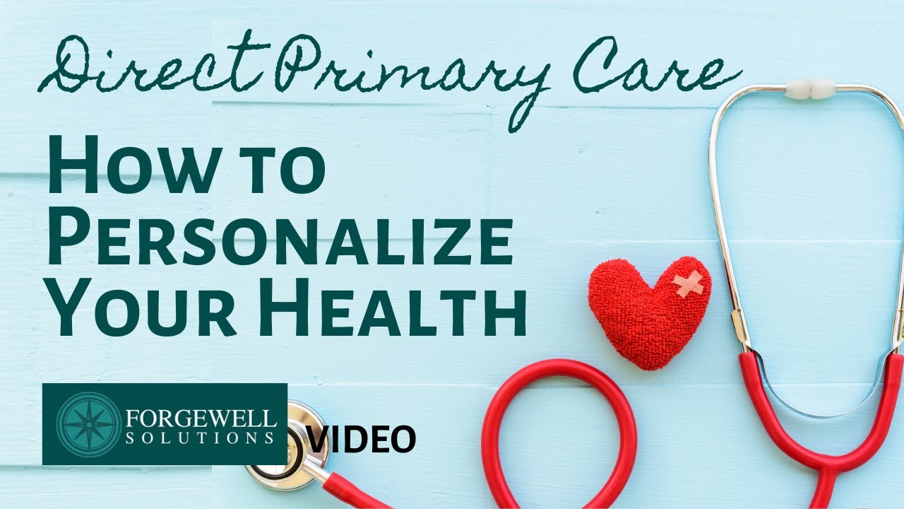 Direct Primary Care: How to Personalize Your Health with Margarita Castro-Zarraga, M.D.​Physician
