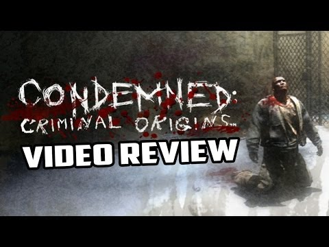 Condemned: Criminal Origins PC Game Review