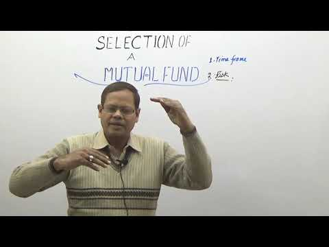 SELECTION OF A MUTUAL FUND ఎలా ఎంచుకోవాలి?
