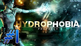 Hydrophobia Prophecy (PC) walkthrough part 1