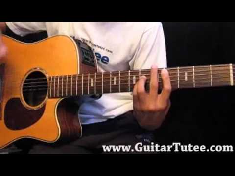 Paramore - Miracle, by www.GuitarTutee.com