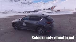 Prueba Mazda CX-5 2.5 Skyactive Aut AWD