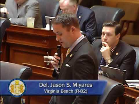 Delegate Miyares on the Victims of Communism
