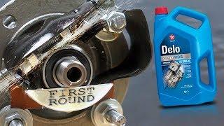 Texaco Delo 400 RDS 10W40 Jak skutecznie olej chroni silnik?