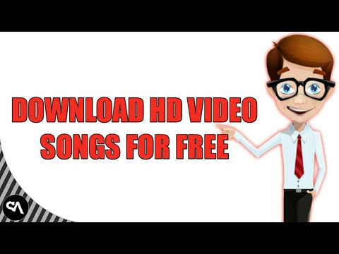 #Download Free HD Video Songs
