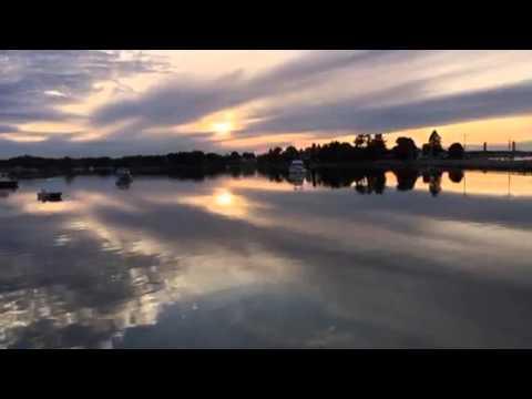 Harbor sunset sky 🌄⛵️🙌🏼