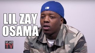Lil Zay Osama: A Lot of Rappers Got Weak Garbage Music (Part 9)