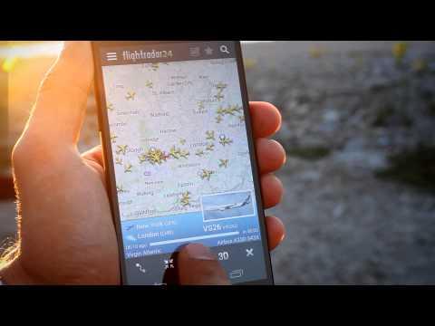 Flightradar24 App Video