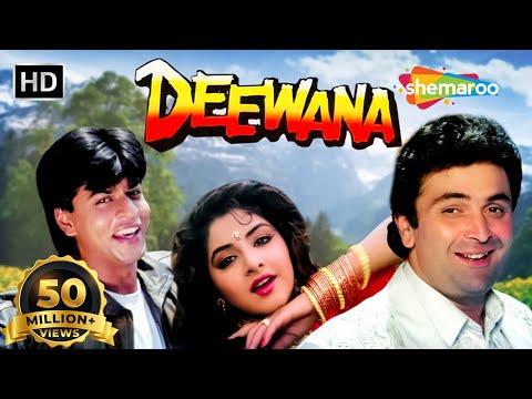 Deewana (HD) | Shah Rukh Khan | Rishi Kapoor | Divya Bharti | Hindi Full Blockbuster Movie