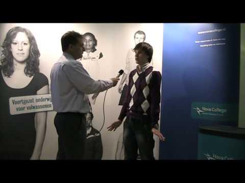 NK Interview met Robin van Kampen