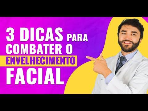 3 Dicas para Combater o Envelhecimento Facial | Dr Lucas Fustinoni Médico - CRMPR: 30155