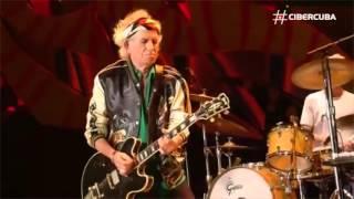 """فرقة """"الرولينغ ستونز"""" تحيي أول حفلة لها في كوبا (فيديو)"""