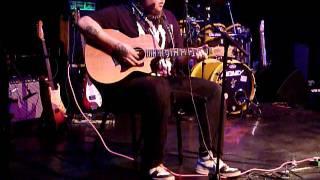 Rory Graham St James Infirmary Blues  Hawth Oct 2011 037