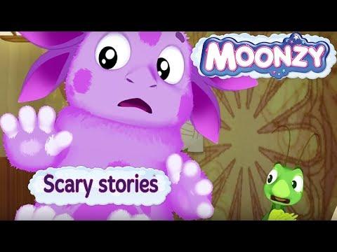 Moonzy - Luntik - 🎃 Scary stories 🎃 Halloween 2017 👻