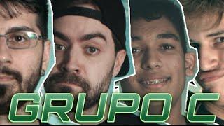 FALTAM 2 DIAS - Grupo C: Authentic, Funky, Vilhena e Zigueira