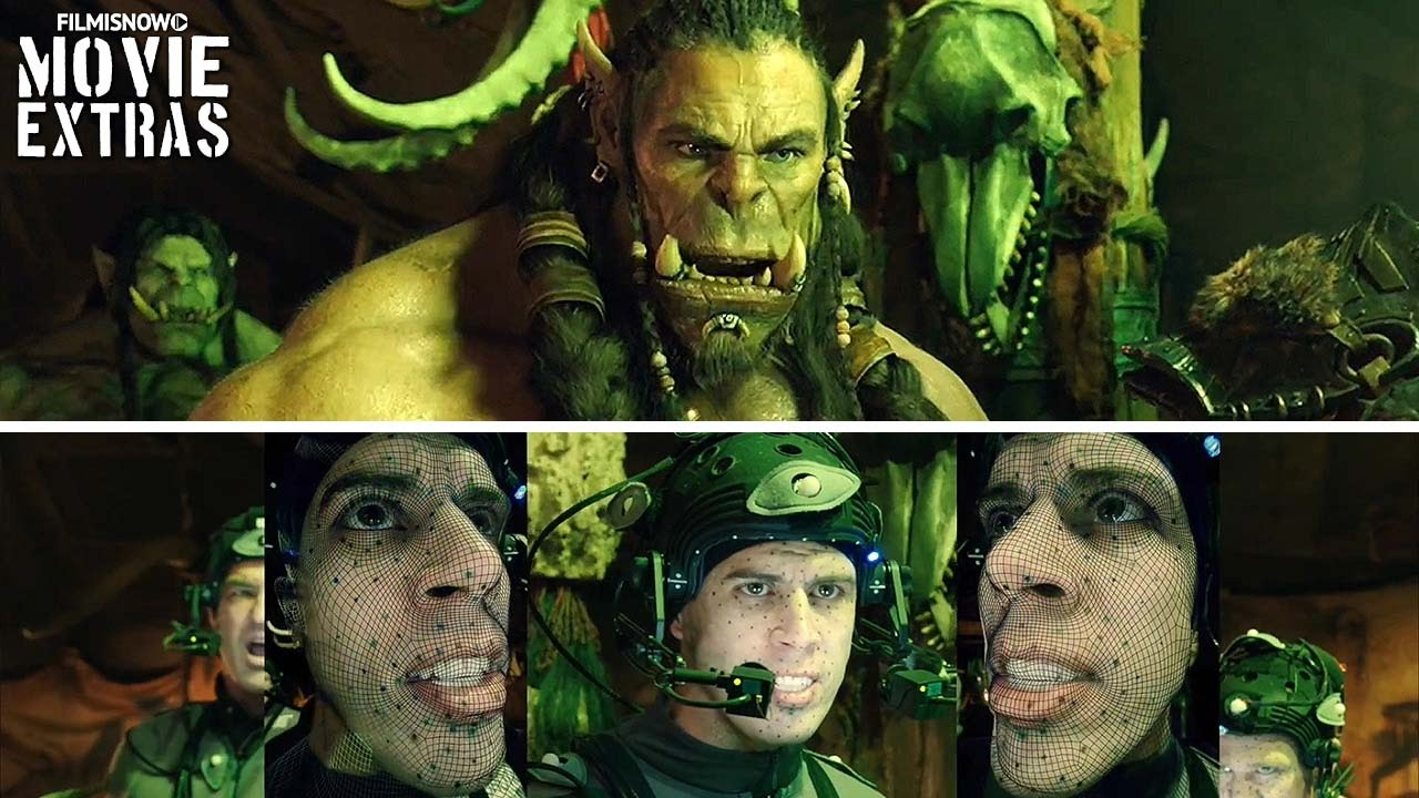 Warcraft Bringing The Orcs Vfx Breakdown By Ilm 2016 Youtube