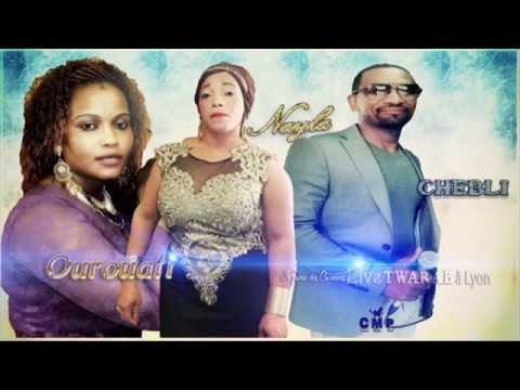 Nouveauté Comorienne-Ngoma des Comores & Ourouwati Live à Lyon