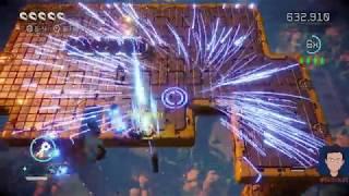 Nex Machina - World 1 & 2 1080p Gameplay
