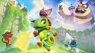 Yooka Laylee (dunkview) (Video Game Video Review)
