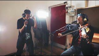 Tanga Elektra - Sun we are ready feat. Abba Lang & Ist van See live at TuneUpStudio Berlin