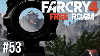 Far Cry 4 Free Roam #53 - Pagan Min Is a Lie (Far Cry 4 Free Roam PS4 Gameplay)