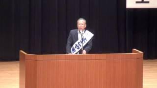 【参議院議員選挙】公明党全国比例代表 横山信一候補者 演説