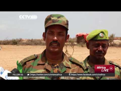 AMISOM authorities claim this is one of Al-Shabaab's heaviest defeats