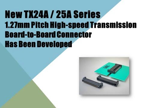 TX24A 25A Series narration video