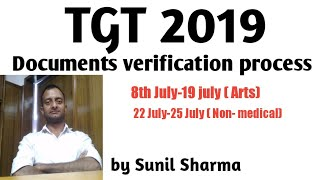 [6.31 MB] Documents verification process TGT HP 2019