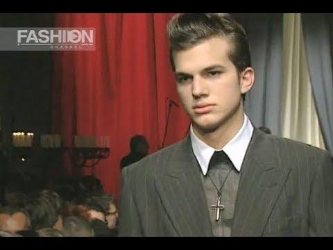 JEAN PAUL GAULTIER Fall Winter 1998 1999 Menswear Milan - Fashion Channel