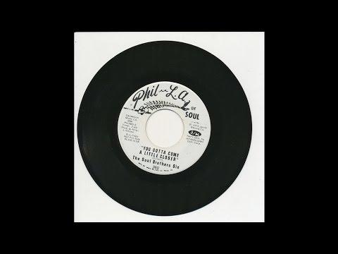 The Soul Brothers Six - You Gotta Come A Little Closer - Phil LA 360