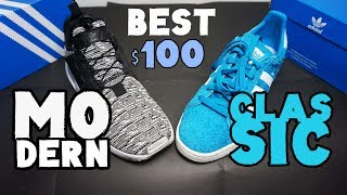 169af77762a7 BEST ADIDAS SNEAKER FOR  100 THIS 2017    XPLR VS CAMPUS ...