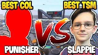 TSM Slappie Vs. coL Punisher   Creative 1v1 *TSM VS coL *