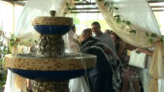 Роман и Анна свадьба клип