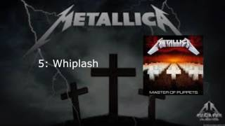 10 Most Underrated Metallica Solos