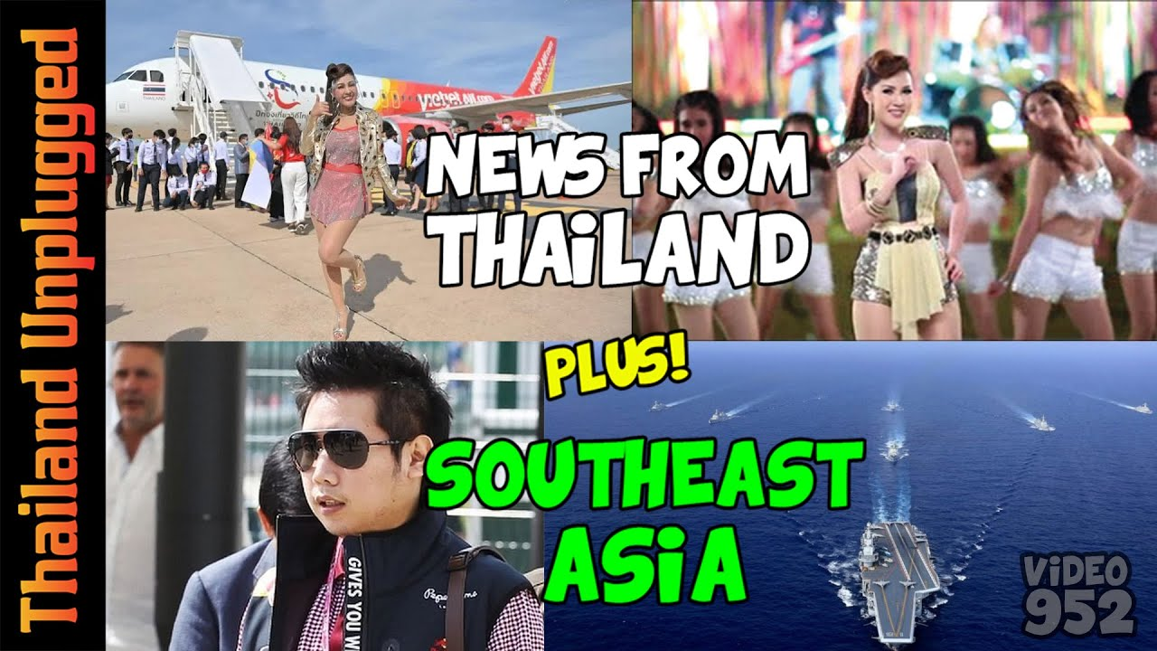 NEWS FROM THAILAND PLUS SOUTHEAST ASIA #952